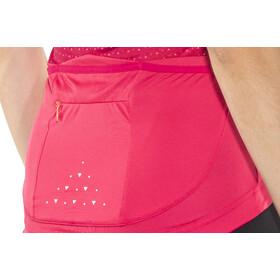 Mavic Sequence Graphic Bike Jersey Shortsleeve Women pink